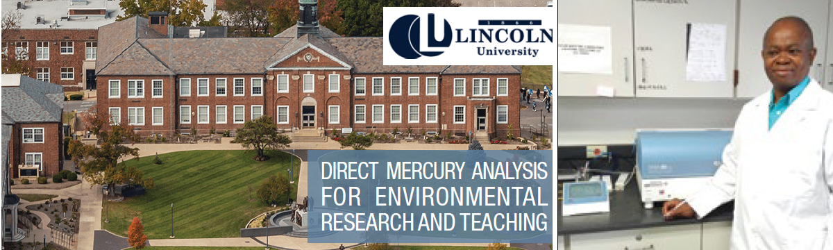 Direct mercury analysis for research and teaching