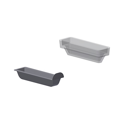 Quartz and Metal Boats